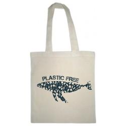 Bolsa de tela plastic free
