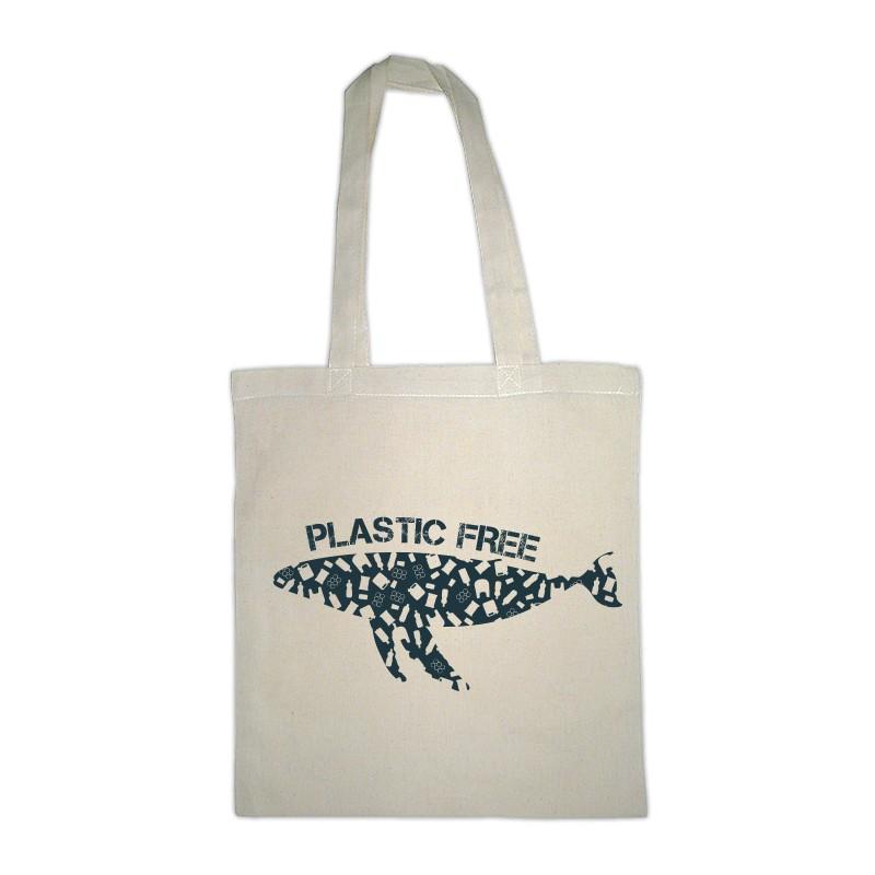 Bossa de tela plastic free