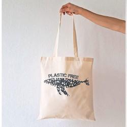 bolsa de man Plastic Free Zero Waste