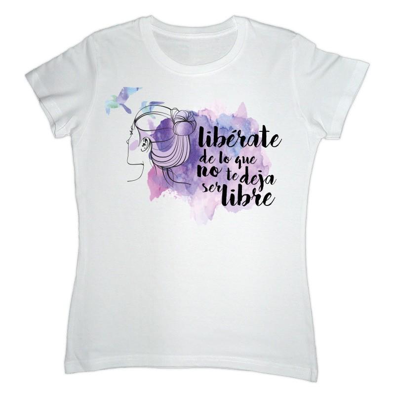 Samarreta feminista Allibera't
