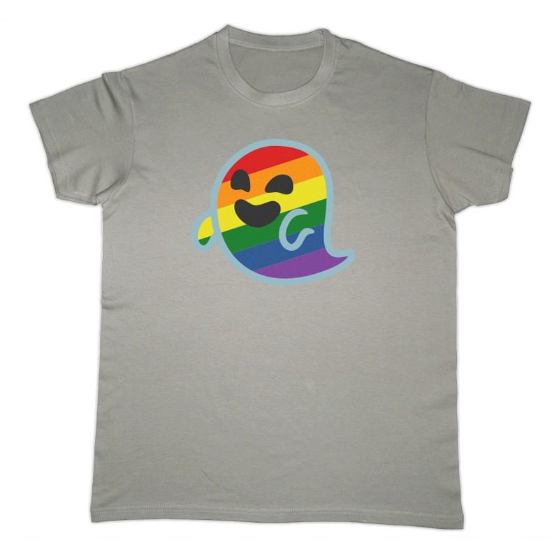 Camiseta Gaysper unisex grey