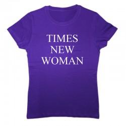 Samarreta Times New Woman lila
