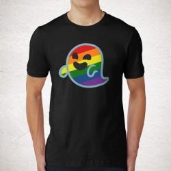 Samarreta Gaysper unisex color negre