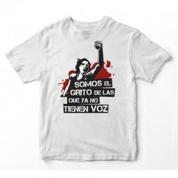 Camiseta unisex Somos el...