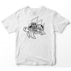 Camiseta de tartaruga...