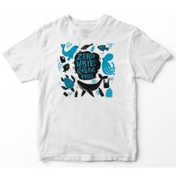 Camiseta zero waste