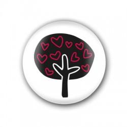 Chapa árbore de corazóns