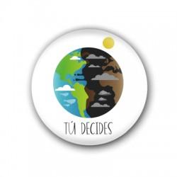 Chapa Preservar Planeta