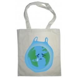 Bolsa plástico do planeta