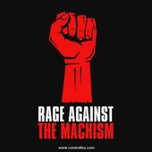 Rage against the machism.✊ Nueva camiseta feminista en REIVINDIKA.COM ya disponible!  #machismo #feminismo #NoesNo #sororidad #hermanayositecreo